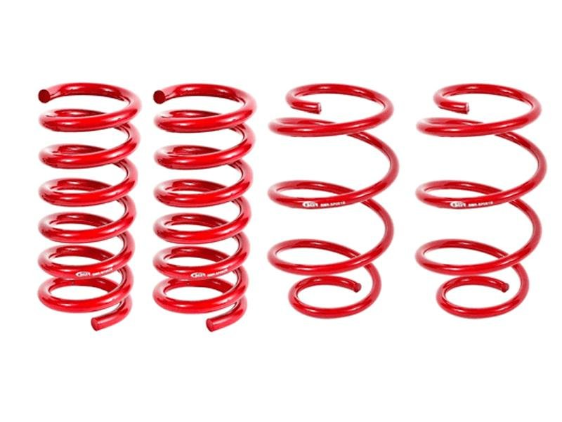 "Bmr Lowering Springs Performance 1.25"" Front 0.25"" Rear (15-19 Mustang GT) Hellhorse Performance®"