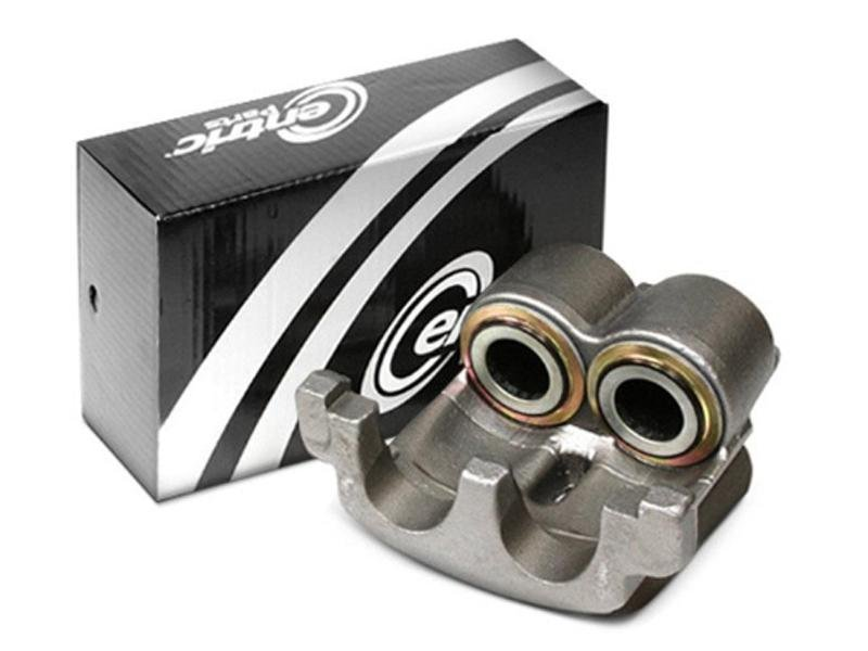 Centric 05-12 Ford Mustang GT/07-12 Shelby/05-12 Base Semi-Loaded Caliper Hellhorse Performance