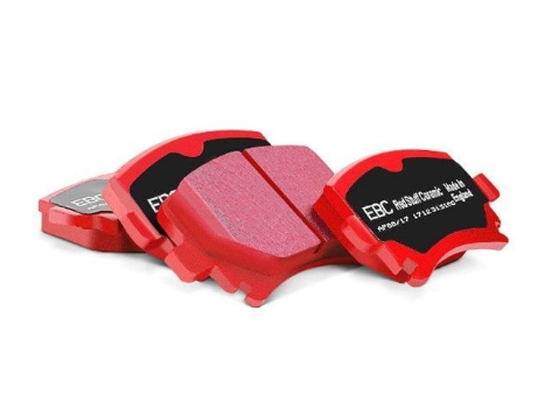 EBC 2015+ Ford Mustang (6th Gen) 5.2L (GT350) Shelby Redstuff Rear Brake Pads Hellhorse Performance®