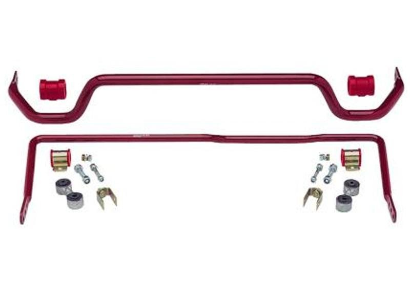 Eibach Anti-Roll Bar Kit (Front & Rear) for 2015 Ford Mustang 2.3L EcoBoost/3.7L V6/GT 5.0L V8 Hellhorse Performance
