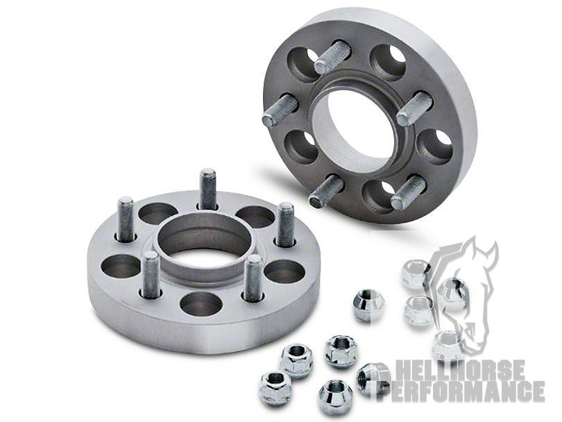 Eibach Pro-Spacer Hubcentric Wheel Spacers - 25mm - Pair (15-17 All) Eibach