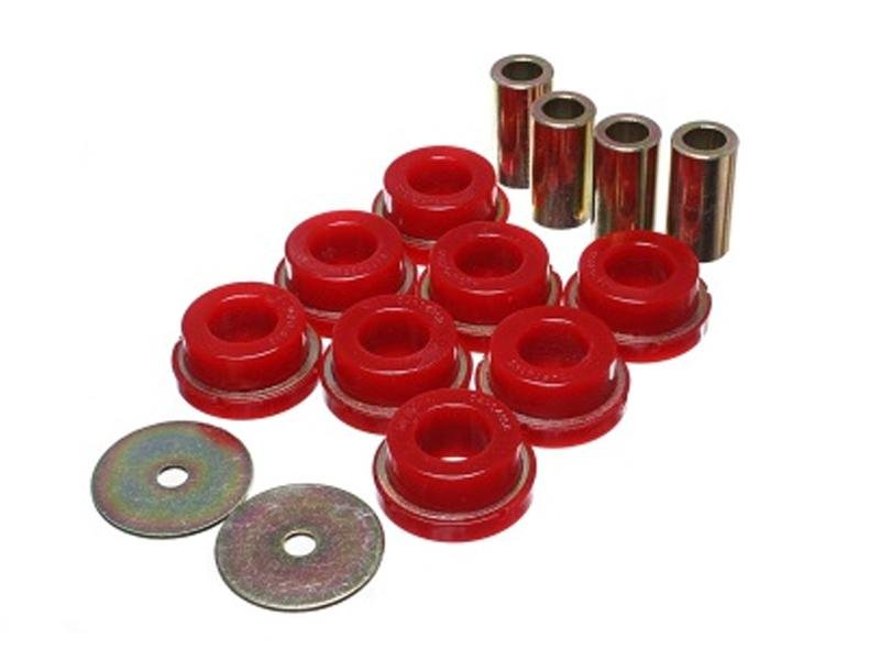 Energy Suspension 2015 Ford Mustang (Exc Cobra) Subframe Bushing Set Hellhorse Performance