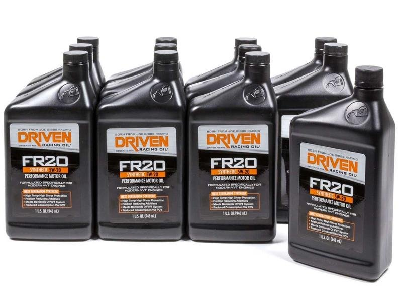 FR20 5W-20 Synthetic Oil Hellhorse Performance