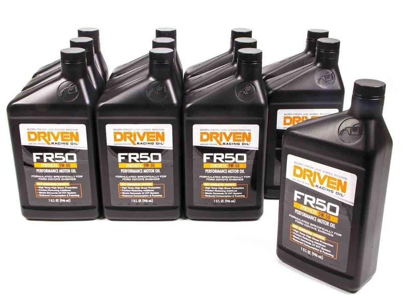 FR50 5W-50 Synthetic Oil Hellhorse Performance