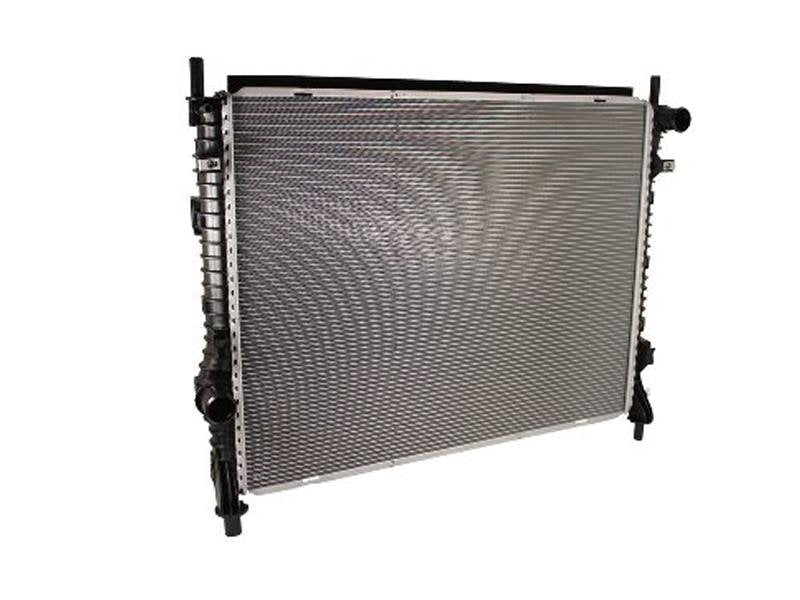 Ford Racing 15-17 Mustang GT 5.0L Performance GT350 Radiator Hellhorse Performance