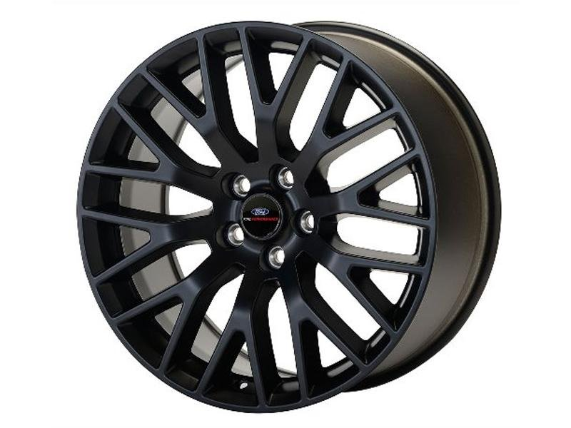 Ford Racing 2015-2017 Mustang GT Performance Pack Front Wheel 19 x 9in - Matte Black Hellhorse Performance