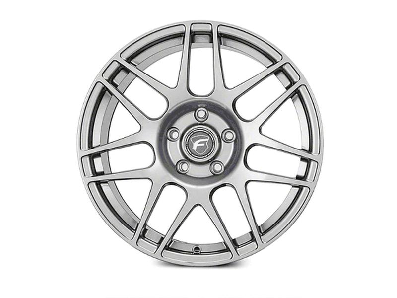 Forgestar 15x7 F14 Drag Wheel Gunmetal Hellhorse Performance®