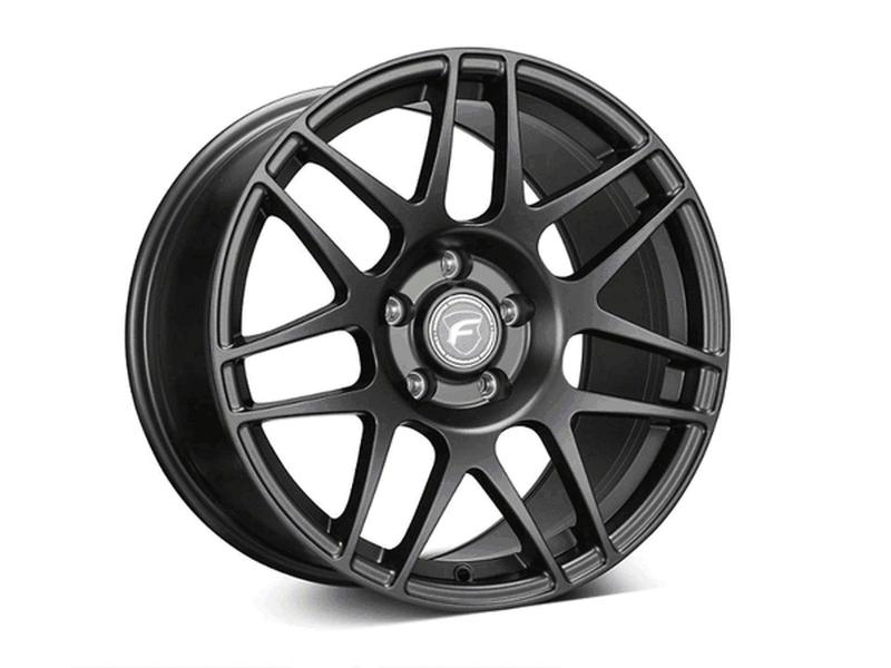 Forgestar 17x10.5 F14 Drag Wheel Matte Black Hellhorse Performance®