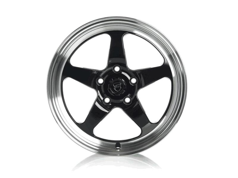 Forgestar D5 Drag Wheels (05-14 Mustang S197) Hellhorse Performance®