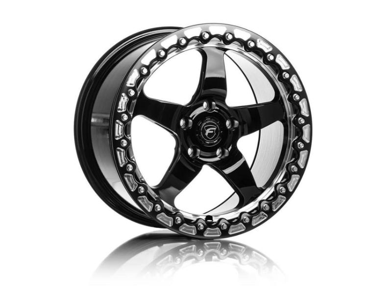 Forgestar D5 Drag Wheels (15-20 Mustang S550) Hellhorse Performance®