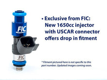 Load image into Gallery viewer, Fuel Injector Clinic Fuel Injector Set - 1650cc (86-19 GT) Fuel Injector Clinic