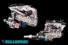 Load image into Gallery viewer, Hellhorse® Mid Mount Twin Turbo Kit - Tier 2 System- 1500+HP Rated (15-20 Mustang GT/GT350) Hellhorse Performance®