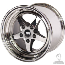 Load image into Gallery viewer, JMS Avenger Chrome - 17x10 Rear (2005-2017 All) JMS