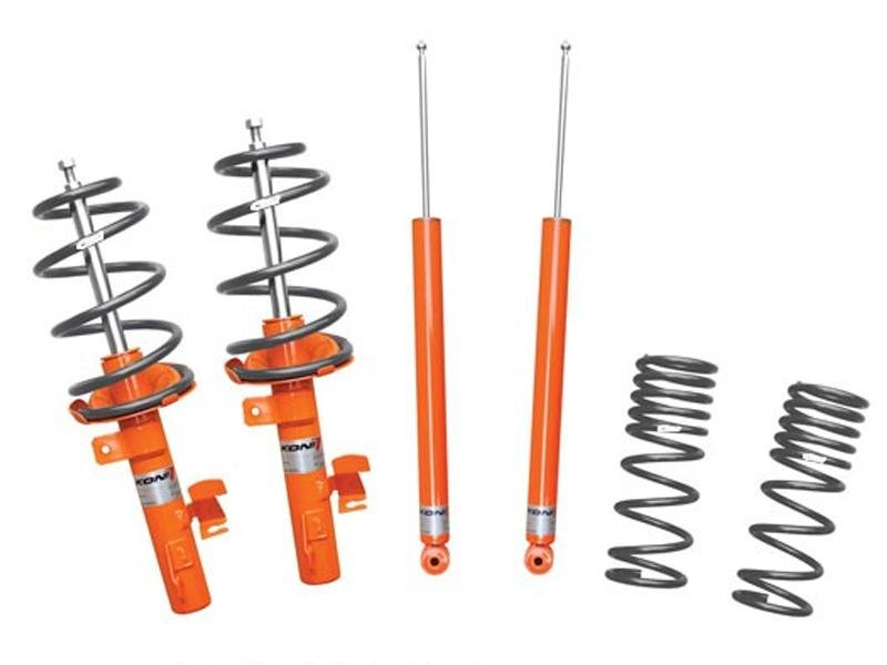 Koni 1125 STR.T Kit 2015+ Ford Mustang GT V8 (S550) w/ Electronic Suspension Hellhorse Performance