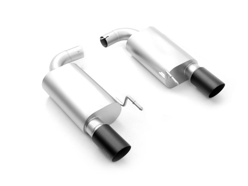 Long Tube Headers (LTH) - Ford Mustang ('15-'17) Gen 2 Coyote Axle Back Exhaust System Long Tube Headers (LTH)