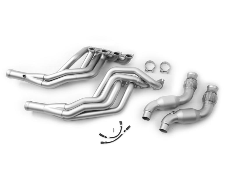 Long Tube Headers (LTH) - Ford Mustang ('15-'20) Long Tube Headers High Flow Catalytic Converter – S550 Headers Long Tube Headers (LTH)