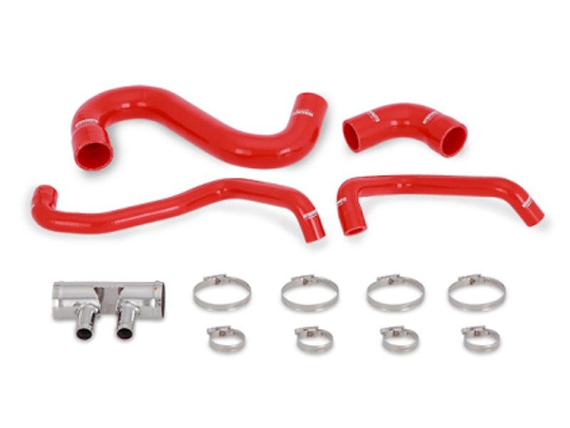 Mishimoto 2015+ Ford Mustang GT Silicone Lower Radiator Hose Hellhorse Performance