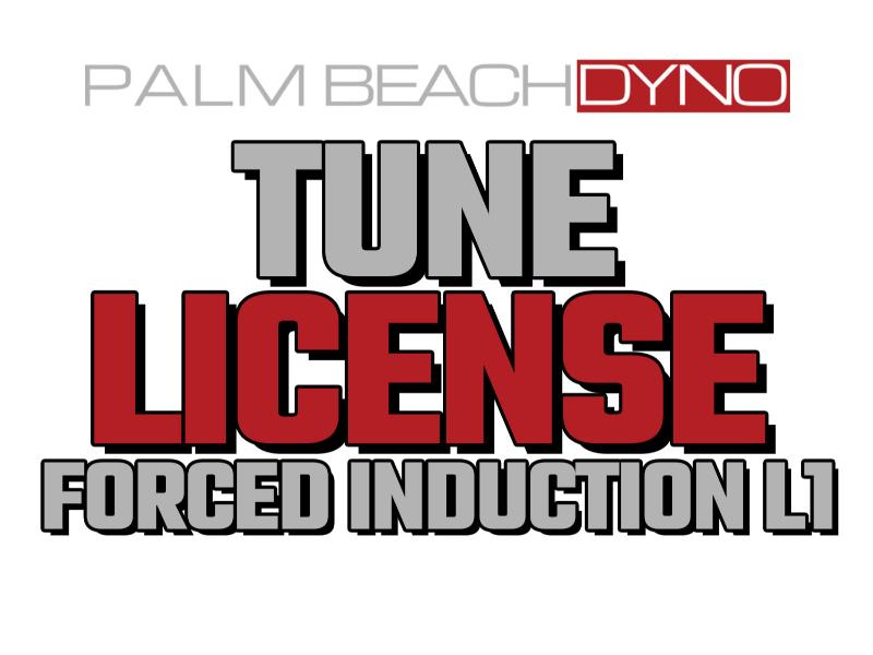 PBD Forced Induction Remote Tune Update - Level 1 PBDyno