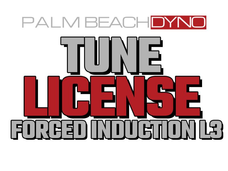 PBD Forced Induction Remote Tune Update - Level 2 PBDyno