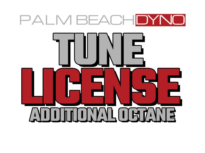PBD Tune License - Additional Octane PBDyno