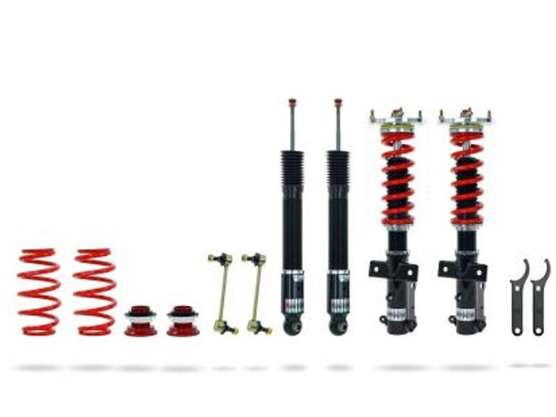 Pedders Extreme Xa Coilover Kit 2005-2014 Mustang Hellhorse Performance