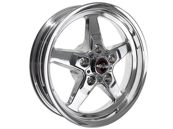 "Race Star 18"" Drag Wheel - Polished Finish Hellhorse Performance"