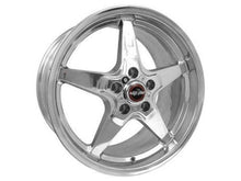 "Load image into Gallery viewer, Race Star 18"" Drag Wheel - Polished Finish Hellhorse Performance"