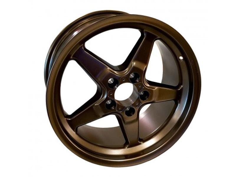 "Race Star Drag Wheel 17"" - Bronze Finish Hellhorse Performance®"
