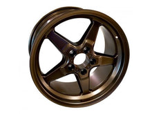 "Load image into Gallery viewer, Race Star Drag Wheel 17"" - Bronze Finish Hellhorse Performance®"