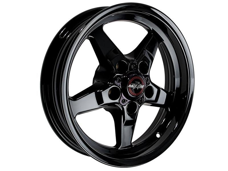 "Race Star Drag Wheel 18"" - Dark Star Finish Hellhorse Performance"