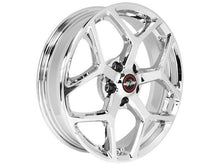 "Load image into Gallery viewer, Race Star Recluse Wheel 18"" - Chrome Finish Hellhorse Performance"