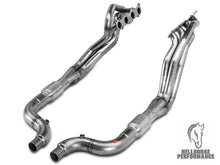 Load image into Gallery viewer, Stainless Power 1-7/8 in. Long Tube Catted Headers (15-17 GT) Stainless Works