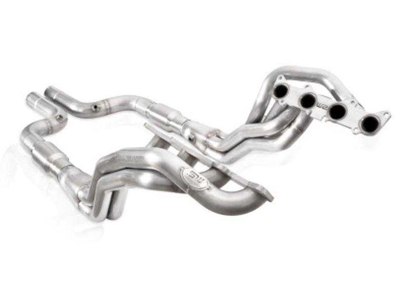 Stainless Works Ford Mustang GT 2015-17 Headers 1-7/8in Catted Aftermarket Connect Hellhorse Performance
