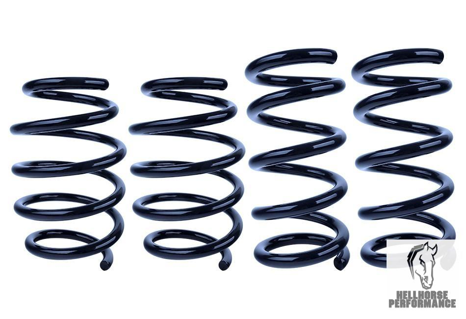 Steeda Mustang Ultralite Springs - Linear (15-17 EcoBoost) Steeda