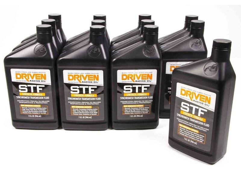 Syncromesh Transmission Fluid - Stf - Case Of 12 Quarts Hellhorse Performance