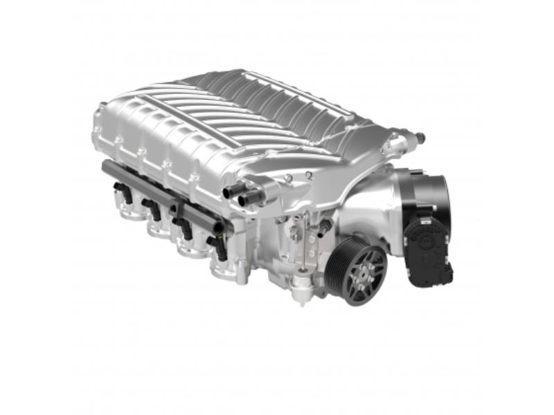 Whipple Superchargers WK-2626T-STG2-38 W235RF 3.8L Stage 2 Competition Supercharger Kit (2019+ Mustang Bullitt) Hellhorse Performance®