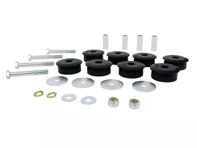 Whiteline Plus 14+ Ford Mustang GT500/S550 Differential Mount Bushing Hellhorse Performance