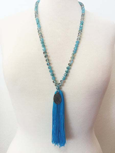 down by the ocean necklace