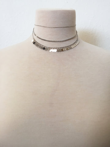 gypsy layered choker