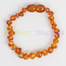 Baltic Amber Teething Bracelets
