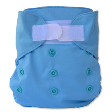 WolbyBug One Size Diaper Cover - HOOK/LOOP
