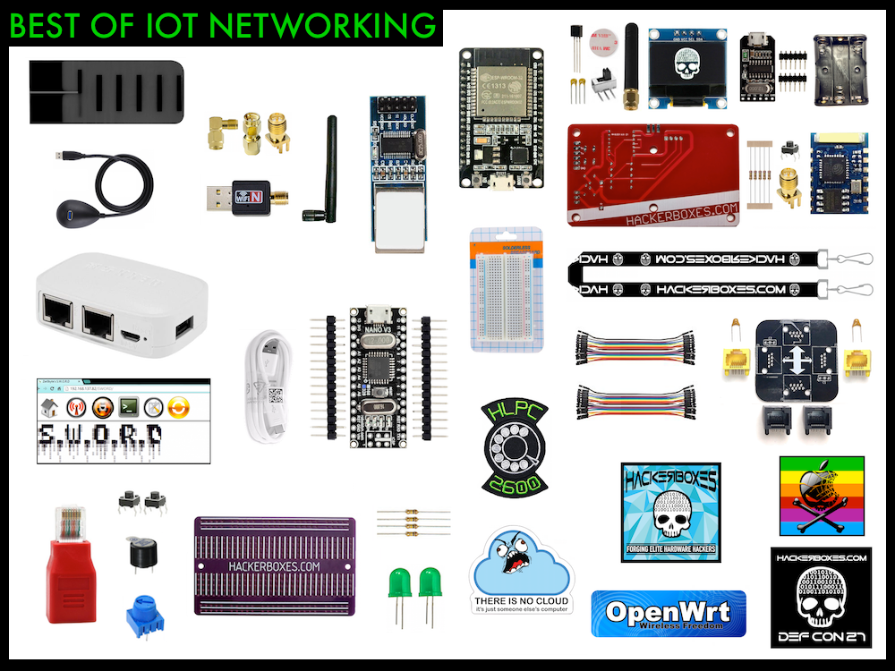 Best of IoT Networking
