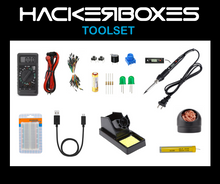 HackerBoxes Toolset