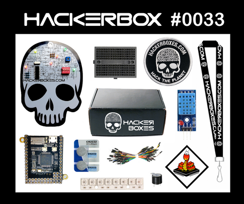 HackerBox #0033 - Toys of Summer