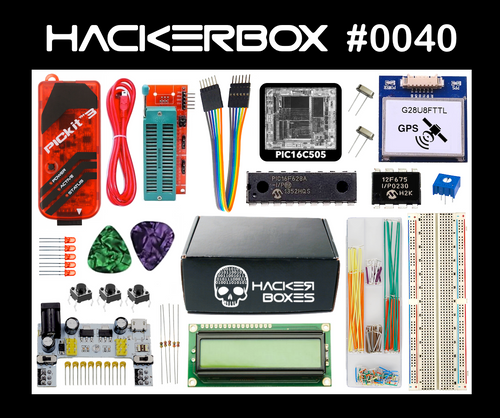 HackerBox #0040 - PIC of Destiny