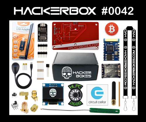 HackerBox #0042 - Worlds of WiFi