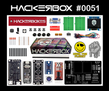 HackerBox #0051 - MCU Lab