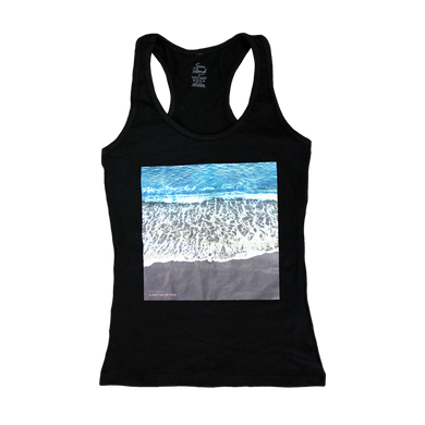 A Matter of Time Black Tank