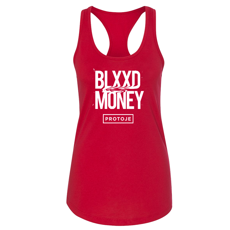 Women's Blxxd Money Tank