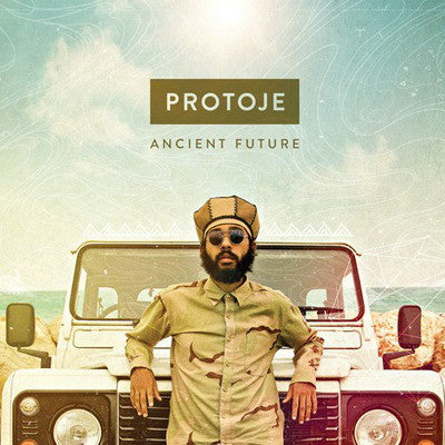 Ancient Future Vinyl